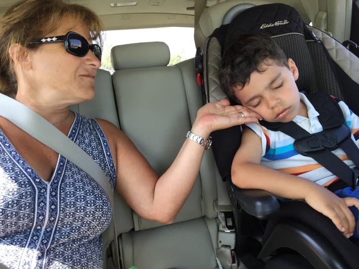 Sleeping Theo